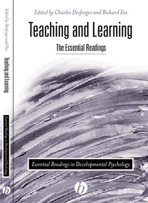 Teaching and Learning: The Essential Readings (0470779780) cover image