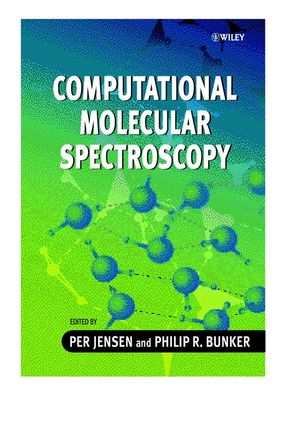 Computational Molecular Spectroscopy (0471489980) cover image
