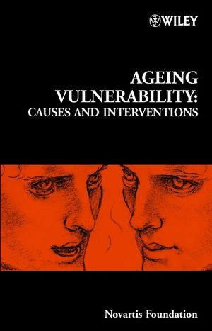 Ageing Vulnerability: Causes and Interventions (0471494380) cover image