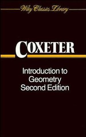 Introduction to Geometry, 2nd Edition