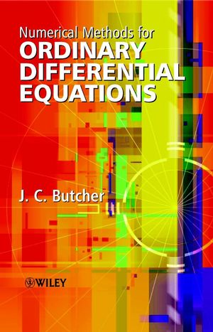 Numerical Methods for Ordinary Differential Equations  (0471967580) cover image