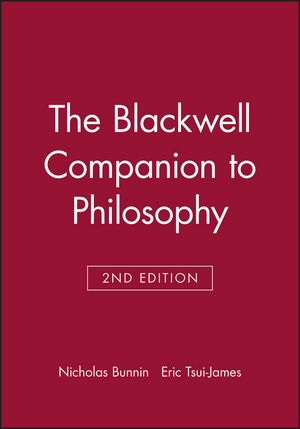 The <span class='search-highlight'>Blackwell</span> <span class='search-highlight'>Companion</span> to <span class='search-highlight'>Philosophy</span>, 2nd Edition