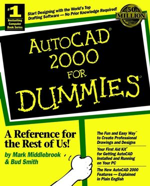 AutoCAD 2000 For Dummies (0764505580) cover image