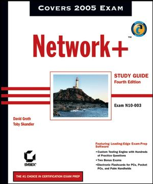 Network+ Study Guide: Exam N10-003, 4th Edition (0782150780) cover image