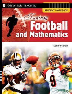 Fantasy Football and Mathematics: Student Workbook
