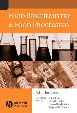 Food Biochemistry and Food Processing (0813803780) cover image
