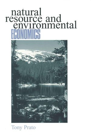 Natural Resource and Environmental Economics (0813829380) cover image