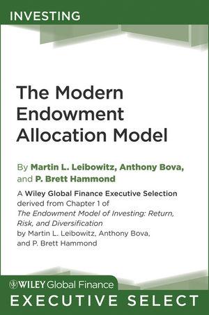 The Modern Endowment Allocation Model