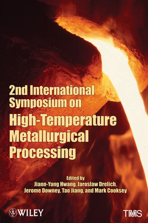 2nd International Symposium on High-Temperature Metallurgical Processing (1118029380) cover image