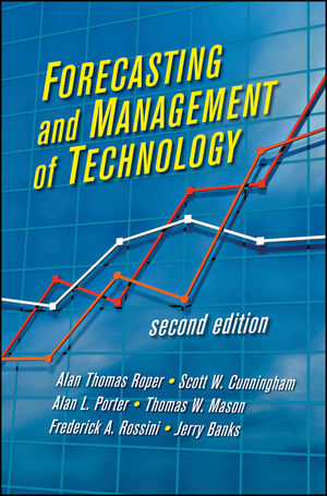 Forecasting and Management of Technology, 2nd Edition (1118048180) cover image