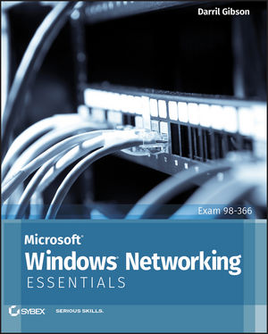 Microsoft Windows Networking Essentials (1118077180) cover image