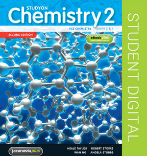 StudyOn Chemistry 2 2E eBookPLUS (Online Purchase)