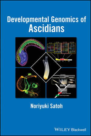 Developmental Genomics of Ascidians (1118656180) cover image