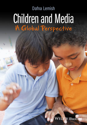 Children and Media: A Global Perspective (1118787080) cover image