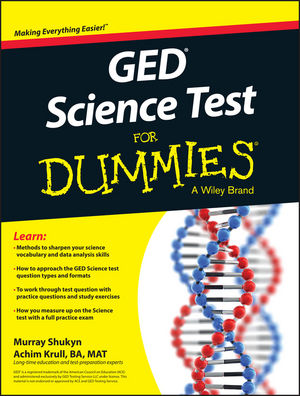 GED Science For Dummies