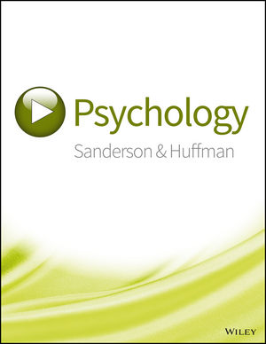 Psychology 1e (1119169380) cover image