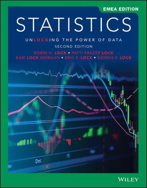 Statistics: Unlocking the Power of Data, 2nd Edition, EMEA Edition