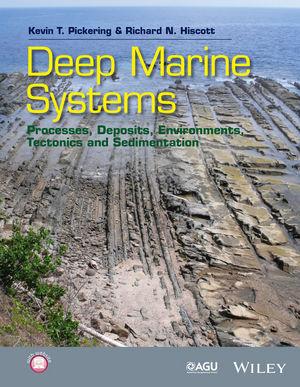 Deep Marine Systems: Processes, Deposits, Environments, Tectonics and Sedimentation (1405125780) cover image