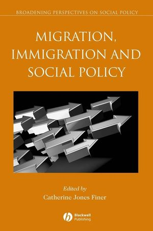 Migration, Immigration and Social Policy (1405146680) cover image