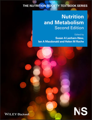 Nutrition and Metabolism, 2nd Edition (1405168080) cover image