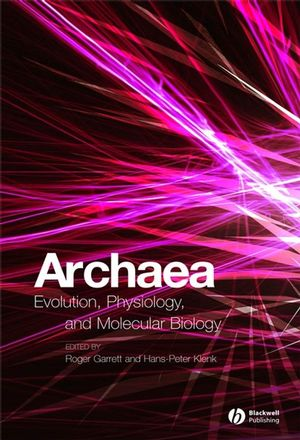 Archaea: Evolution, Physiology, and Molecular Biology (1405171480) cover image