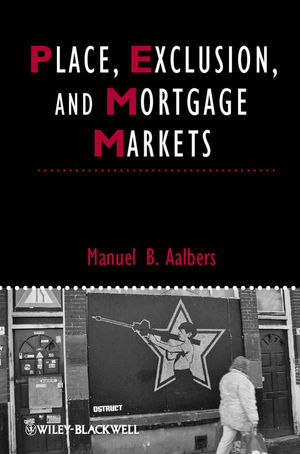 Place, Exclusion and Mortgage Markets (1405196580) cover image