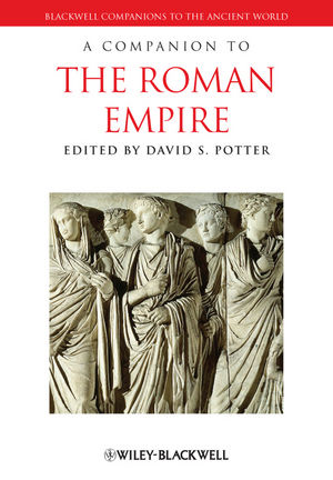 A Companion to the Roman Empire (1405199180) cover image