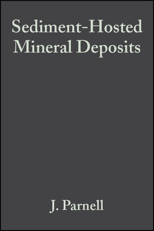Sediment-Hosted Mineral Deposits: Proceedings of a Symposium Held in Beijing, People's Republic of China, 30 July - 4 August 1988