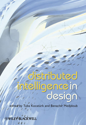 Distributed Intelligence In Design (1444333380) cover image