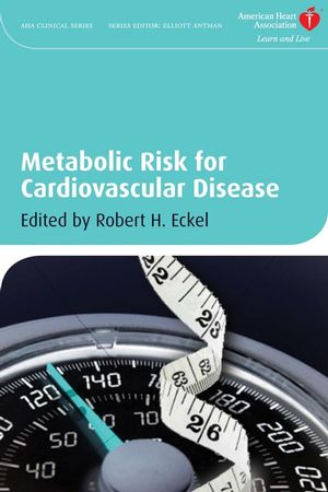 Metabolic Risk for Cardiovascular Disease (1444347780) cover image