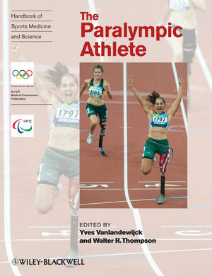 Handbook of Sports Medicine and Science, The Paralympic Athlete (1444348280) cover image