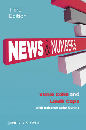 News and Numbers: A Writer's Guide to Statistics, 3rd Edition