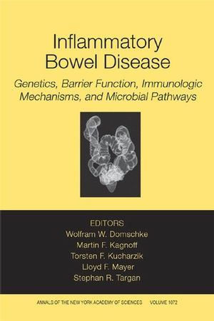 Inflammatory Bowel Disease: Genetics, Barrier Function, and Immunological Mechanisms, and Microbial Pathways, Volume 1072