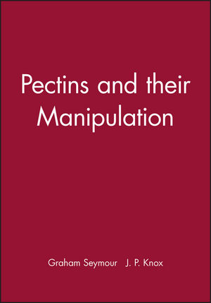 Pectins and their Manipulation