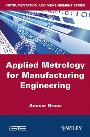 Applied Metrology for Manufacturing Engineering (1848211880) cover image