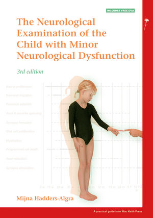 Examination of the Child with Minor Neurological Dysfunction, 3rd Edition (1898683980) cover image