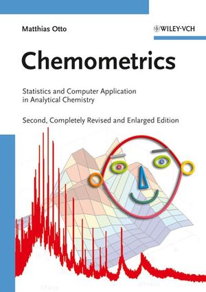 Chemometrics, 2nd Edition (3527314180) cover image