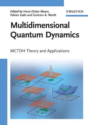 Multidimensional Quantum Dynamics (3527320180) cover image