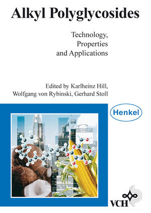 Alkyl Polyglycosides: Technology, Properties, and Applications