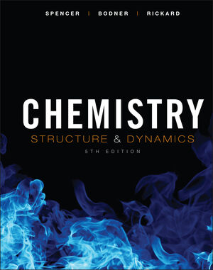 Chemistry: Structure and Dynamics, 5th Edition (EHEP001780) cover image