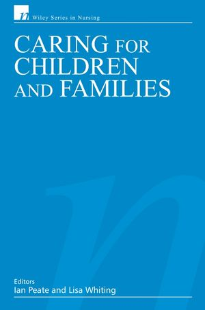 Caring for Children and Families (0470032081) cover image