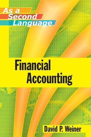 Financial Accounting as a Second Language (0470043881) cover image