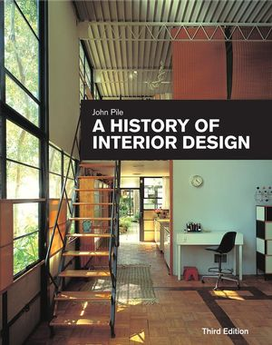 A History of Interior Design, 3rd Edition (0470228881) cover image