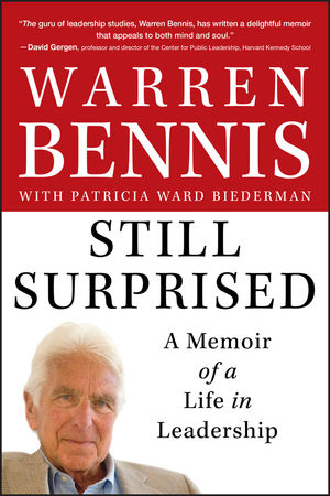 Still Surprised: A Memoir of a Life in Leadership (0470432381) cover image