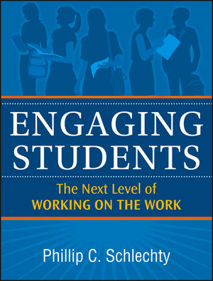 Engaging Students: The Next Level of Working on the Work (0470640081) cover image