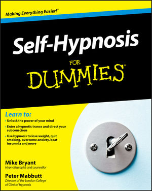 Self-Hypnosis For Dummies (0470664681) cover image