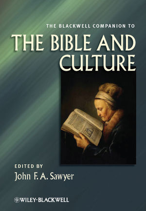 The Blackwell Companion to the Bible and Culture (0470674881) cover image
