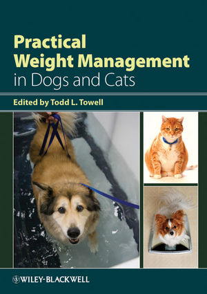 Practical Weight Management in Dogs and Cats (0470960981) cover image