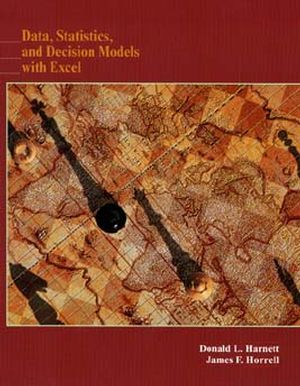 Data, Statistics, and Decision Models with Excel (0471133981) cover image