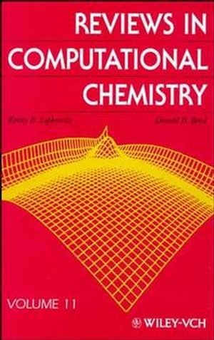 Reviews in Computational Chemistry, Volume 11 (0471192481) cover image